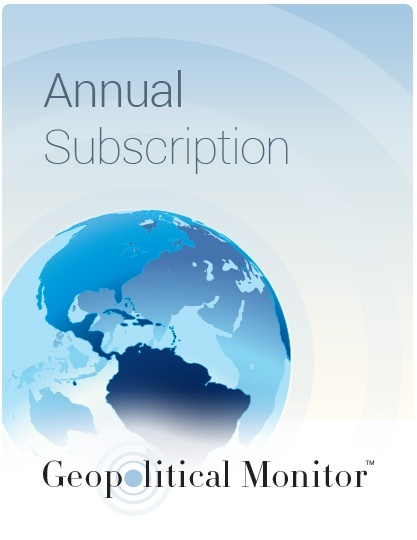 Annual Digital Subscription for Geopolitical Monitor  - product image
