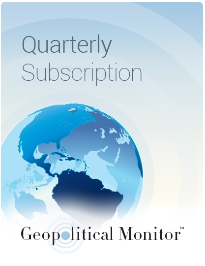 Quarterly Digital Subscription for Geopolitical Monitor product image